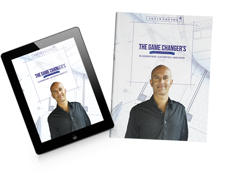 The Game-Changers Blueprint - Workbook