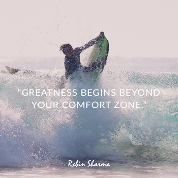 Inspired by recent conversations, Robin Sharma shares the symptoms of greatness to remind you of all that you are.