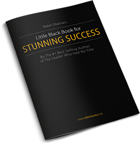 Little Black Book of Stunning Success