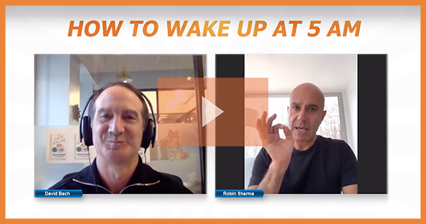 How to Wake Up at 5 AM [Valuable Interview]
