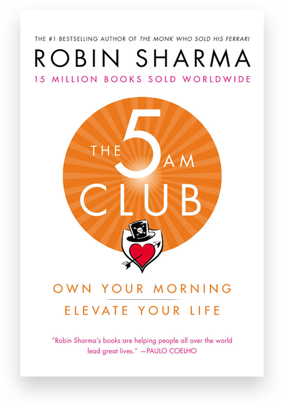 Books | Robin Sharma